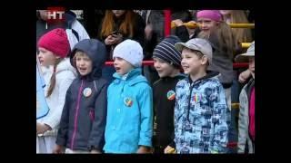 В Великом Новгороде прошли малые летние олимпийские игры