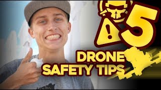 5 Tips for Safety in FPV Drones