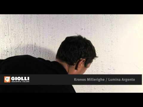 KRONOS + LUMINA by GIOLLI (ITA)