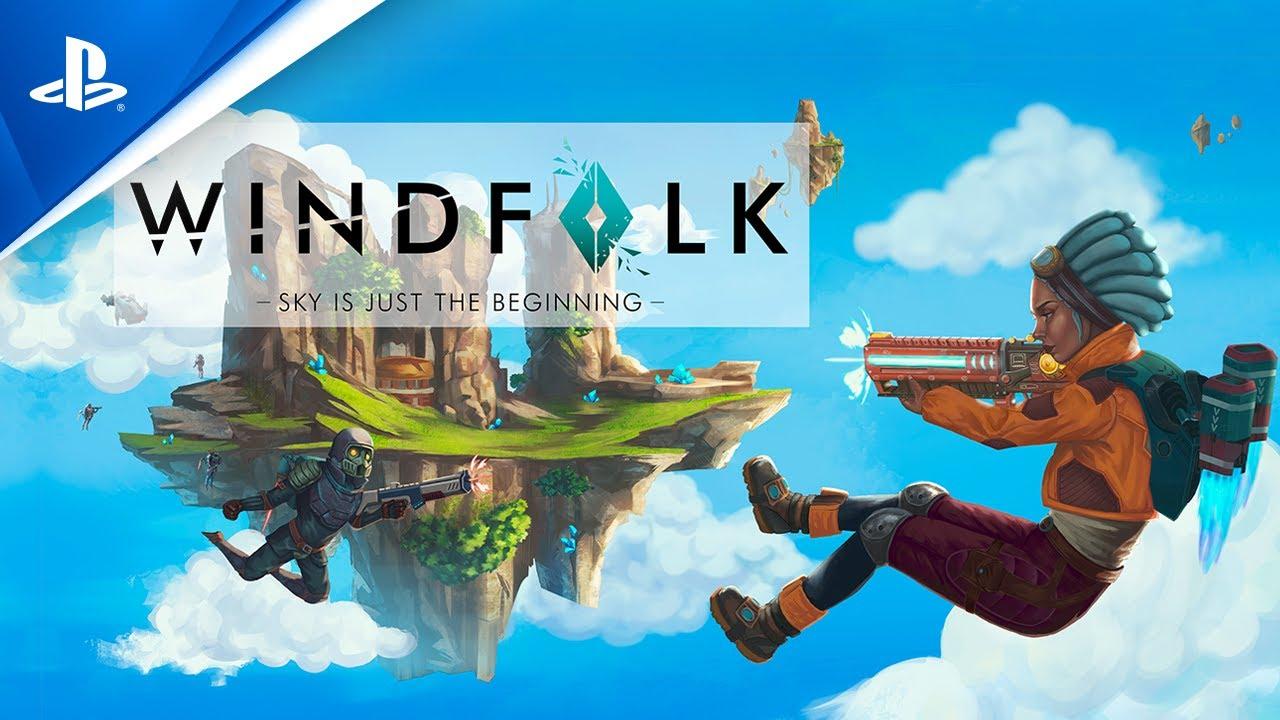 Windfolk: El cielo es solo el principio