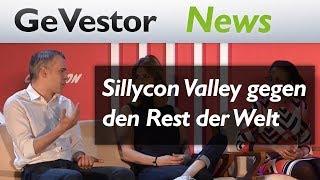 Sillycon Valley gegen den Rest der Welt – woher kommen heute Innovationen