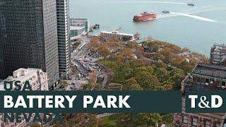 Battery Park, New York