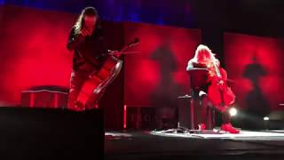 Apocalyptica — Creeping Death — Live in Riverside, California 2018-05-11 (front row)
