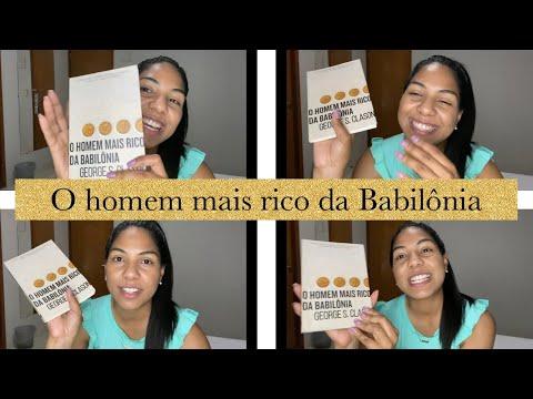 O HOMEM MAIS RICO DA BABILNIA | Livro sobre Finanas