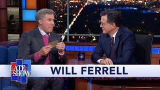 "In what has become a yearly Valentine's Day tradition in the Ferrell household, the ""Downhill"" star writes his wife love notes with messages like, ""my love for you has grown over the years by a total of 3%."" #Colbert #Comedy #WillFerrell  Subscribe To ""The Late Show"" Channel HERE: http://bit.ly/ColbertYouTube For more content from ""The Late Show with Stephen Colbert"", click HERE: http://bit.ly/1AKISnR Watch full episodes of ""The Late Show"" HERE: http://bit.ly/1Puei40 Like ""The Late Show"" on Facebook HERE: http://on.fb.me/1df139Y Follow ""The Late Show"" on Twitter HERE: http://bit.ly/1dMzZzG Follow ""The Late Show"" on Google+ HERE: http://bit.ly/1JlGgzw Follow ""The Late Show"" on Instagram HERE: http://bit.ly/29wfREj Follow ""The Late Show"" on Tumblr HERE: http://bit.ly/29DVvtR  Watch The Late Show with Stephen Colbert weeknights at 11:35 PM ET/10:35 PM CT. Only on CBS.  Get the CBS app for iPhone & iPad! Click HERE: http://bit.ly/12rLxge  Get new episodes of shows you love across devices the next day, stream live TV, and watch full seasons of CBS fan favorites anytime, anywhere with CBS All Access. Try it free! http://bit.ly/1OQA29B  --- The Late Show with Stephen Colbert is the premier late night talk show on CBS, airing at 11:35pm EST, streaming online via CBS All Access, and delivered to the International Space Station on a USB drive taped to a weather balloon. Every night, viewers can expect: Comedy, humor, funny moments, witty interviews, celebrities, famous people, movie stars, bits, humorous celebrities doing bits, funny celebs, big group photos of every star from Hollywood, even the reclusive ones, plus also jokes."
