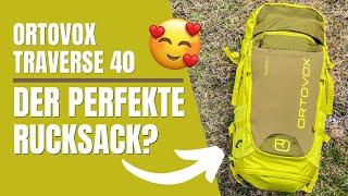 Trekkingrucksack - ORTOVOX TRAVERSE 40 für Mehrtagestouren
