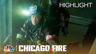 Severide Rappels A Skyscraper   Chicago Fire (Episode Highlight)