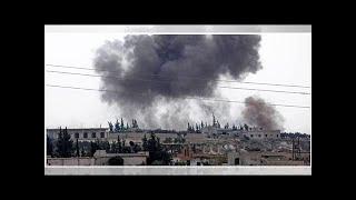 Syrian army, Russian air raids resume in Syria's Idlib