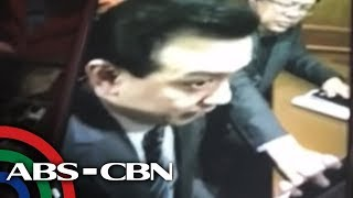 LIVE: Trillanes posts bail for rebellion case after arrest order | 25 September 2018