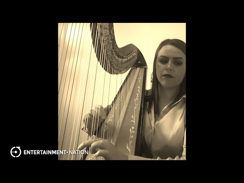 Emily Ria Harpist - Use Somebody