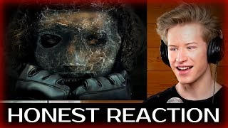 POP HEAD Reacts To Slipknot   Unsainted [OFFICIAL VIDEO] HONEST REACTION