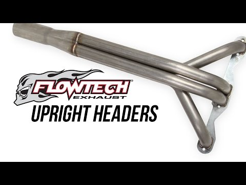 Flowtech Upright Headers