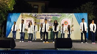 Funniest Comedy Dance On Hindi Songs (Alumni-LMCP)