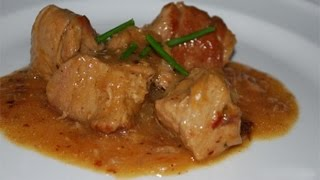 СВИНИНА С ЛУКОМ. Рецепт свинины с луком для скороварки, мультиварки и мультиварки-скороварки.
