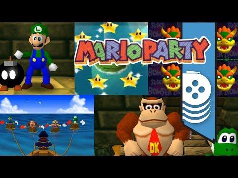 أنا أوريك!! Mario Party 1