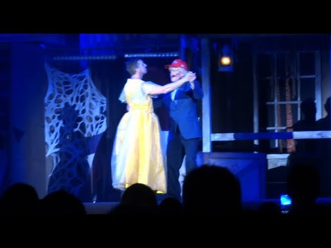 """""""The Hanging: Fake Noose!"""" (NSFW) FULL SHOW at Knott's Scary Farm 2017"""