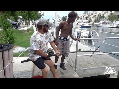 Il russo che pesca 1.6 per che pesce che esca
