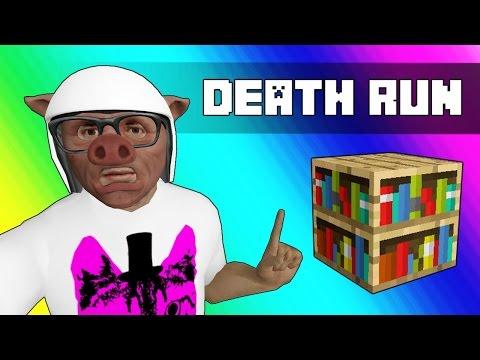 Gmod Deathrun Funny Moments – Minecraft Edition! (Knowledge)