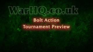 Bolt Action Cam Bridge Too Far Tournament list preview