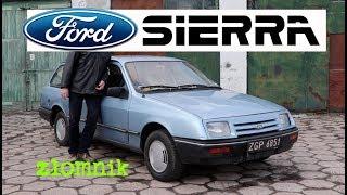 Złomnik: Ford Sierra to najlepszy Ford lat 80.