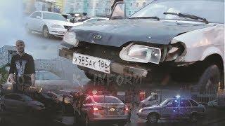 ВАЗ-2115, будучи в розыске, задержана на Югорской в Сургуте