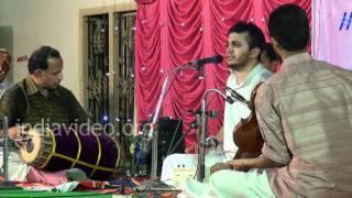 Sandeep Narayanan- a Carnatic Musician
