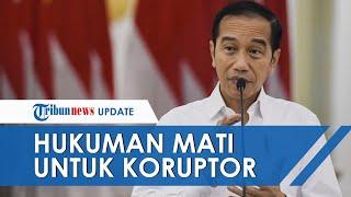Hukuman Mati Menanti Koruptor yang Korupsi Dana Penanggulangan Virus Corona