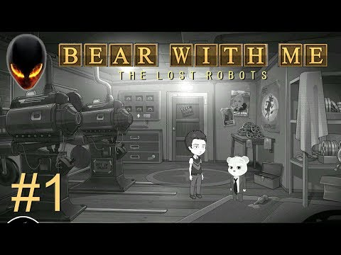 Steam Community :: Bear With Me: The Lost Robots