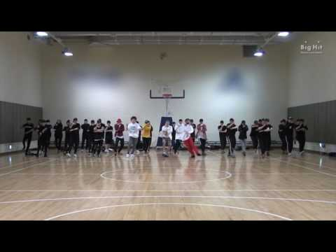 BTS - 21st Century Girl, Spring Day, Not Today, I Like It [DANCE PRACTICE]