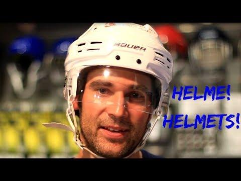 Eishockeyhelm Ratgeber/ Hockey Helmet Guide