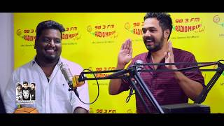 Oru Cup Confidence Ep1- Hip Hop Tamizha Adhi & Vignesh with Mirchi Sha & Vijay