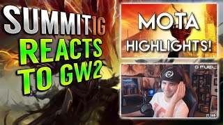Summit Reacts To GUILD WARS 2 VIDEOS! Summit Reacts To GW2 PvP Tournament! Summit1G GW2 Highlights!