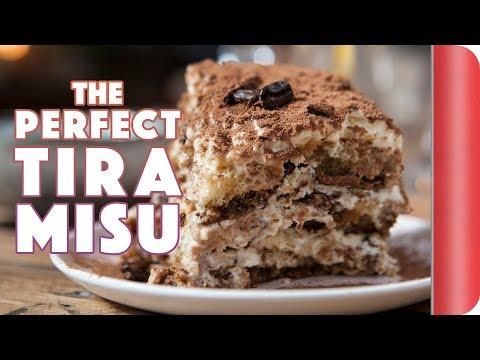 Tiramisu Recipe with an ACTUAL Italian | Big Night In