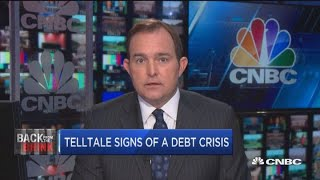 Is another corporate debt crisis lurking?