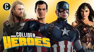 Will DC and Marvel Ever Do A Team-Up Movie? - Heroes
