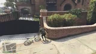 GTA 5 Spiderman Black Mod - Người Nhện Đen Siêu Nhọ Xuất Hiện