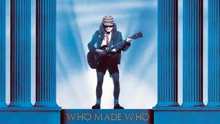 AC/DC - Who Made Who - Guitar Backing Track