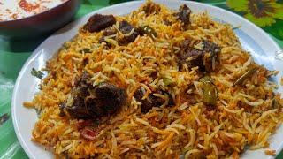 Muradabadi Biryani Recipe / Testy Biryani Recipe / Eid Special Recipe By Good Food