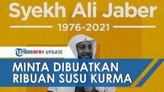 Kisah Dermawan Syekh Ali Jaber, Minta Dibuatkan Ribuan Botol Susu dan Dibagikan ke Jemaah Masjid