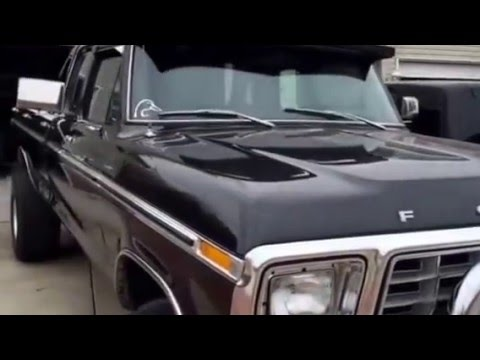 Video of '79 Pickup - H7SO