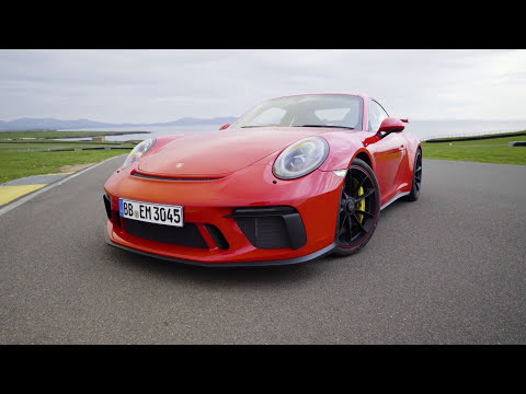 The Porsche 911 GT3 | Chris Harris Drives | Top Gear