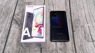 Samsung Galaxy A71 Real Review