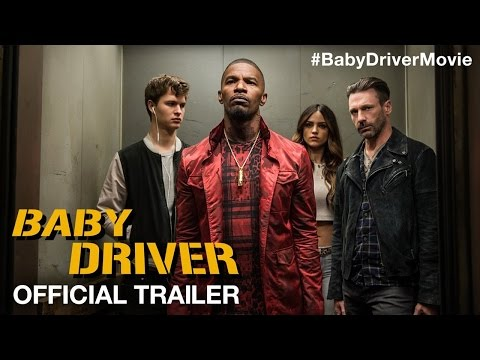 Movie Trailer: Baby Driver (0)