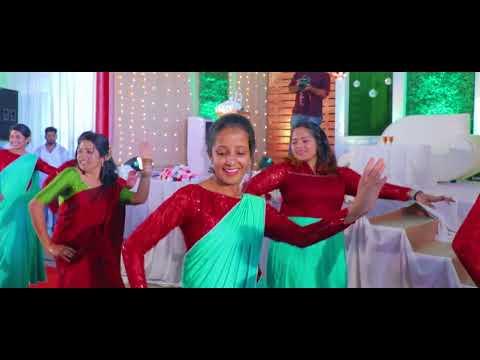 Kerala Christian Wedding Welcome Dance