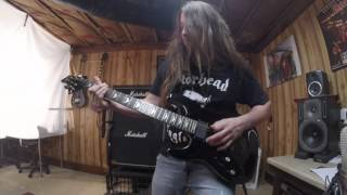 Exodus - Good Day To Die Guitar Cover
