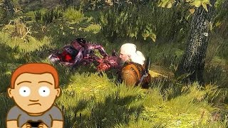 The Witcher 3 Falling Through Floor Glitch! Patch 1.10 Update GTX 980 TI SLI FPS Test 6700K