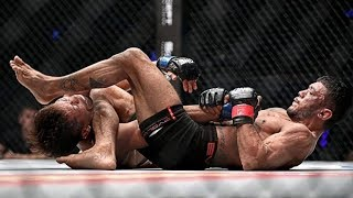 Top 10 Submissions In UFCMMA