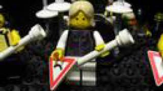 Lego Spinal Tap - Tonight I'm Gonna Rock You Tonight