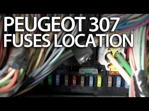how to remove ac relay from fuse box