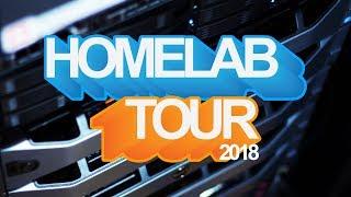 Home Server Rack Tour - 2018 Update